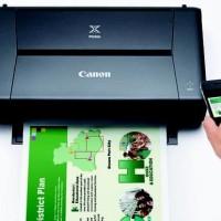 CANON PIXMA iP110 With Baterry Printer Wireless Portable