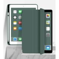 iPad 8 10.2 inch 2020 Autolock Filp Cover Slot Pencil Case