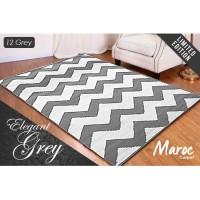 KARPET MAROC 12 GREY 100x150