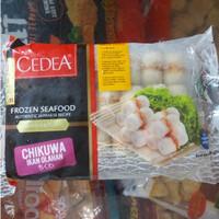 Cedea Chikuwa Mini 500g 12