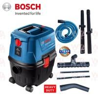 Mesin Penyedot Debu BOSCH GAS 15 VACUUM CLEANER WET / DRY EXTRACTOR