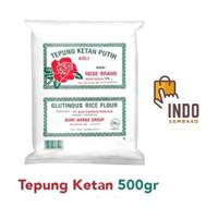 Tepung Ketan Rose Brand 500g / Tepung Ketan Putih Rosebrand 500 gram