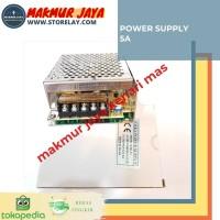 Travo LED Strip 5A/Ballast Lampu LED 5A/Power Supply 5A Adaptor murah