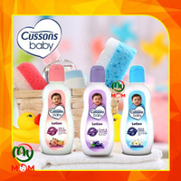 Cussons Baby Body Lotion 100 ml / Cussons Lotion Kulit Bayi
