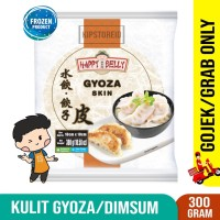 KULIT GYOZA DIMSUM HAPPY BELLY 300 GR | HAPPY BELLY GYOZA SKIN 300 GR