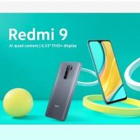 Xiaomi Redmi 9 4/64 GB Ram 4GB Rom 64GB Garansi Resmi