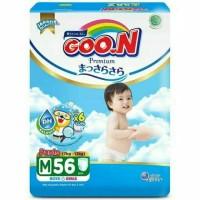 Goon Slim Pants M62 + 6 - Popok Anak Bayi Celana M62 Free 6 Pcs M68