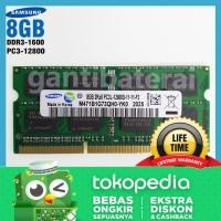 Ram Laptop Samsung SODIMM DDR3L 8GB PC3L-12800s 1600Mhz Original