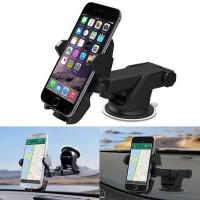 LONG NECK CAR HOLDER TEMPAT DUDUKAN HP SMARTPHONE GPS DI MOBIL