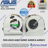 FAN Processor ASUS X550D X550DP A550D A550DP X550Z X550ZE
