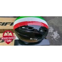 Helm Sepeda SYTE INMOLD WITH GLASSES ST-F170 (Helm Sepeda dengan Kaca