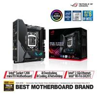 ASUS ROG STRIX Z490-I GAMING ITX LGA1200 MOTHERBOARD INTEL