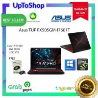 Asus TUF FX505GM-I7601T Core i7 8GB 1TB GTX1060 6GB