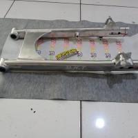SWING ARM DKT THAILAND MODEL OVAL SILVER JUPITER,JUPITER Z,VEGA,FIZR