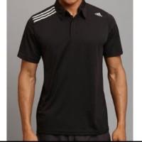 kaos kerah-baju polo shirt-tshirt big size adidas XXL- XXXL