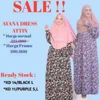 AYANA DRESS MOM by Attin