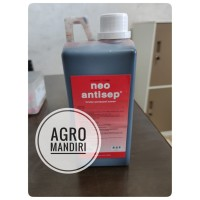 Neo Antisep New Formula 1 Liter Disinfektan Pembasmi Kuman Virus Jamur