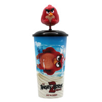 Cinepolis Tumbler RED Angry Birds Movie Official Merchandise 22oz
