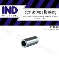 Bosh-Bos Laher-Laker Dalam Tromol As Roda Belakang RX King/RXKing New