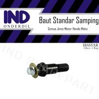 Baut-Baud Standar Samping All Honda Matic Vario 125/Beat/Scoopy/Spacy