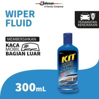 Kit Wiper Fluid 300ml Pembersih Kaca , Cairan Pembersih Kaca Mobil