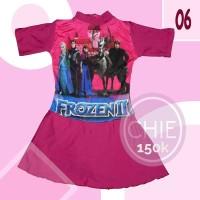 Baju Renang Anak frozen (2-4thun)