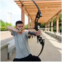 Busur Panah 30-45 Lbs Hunting Archery Bow Arrow Outdoor Hunting Shoot