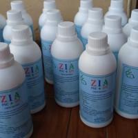 pupuk organik cair +ZPT fermentasi urine kelinci