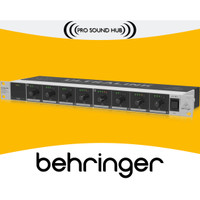 Behringer DS2800 DS-2800 Splitter Audio Distributor 2 In 8 Channel Out