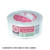 Aluminium Foil Tape 48 mm x 40 Yard - Daimaru