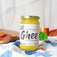 Bali Buda Organic & Grass fed Ghee Clarified Butter 330 ml