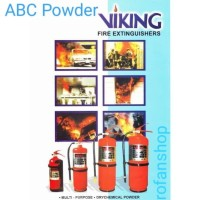 APAR 9 kg VIKING / Fire Extinguisher VIKING AV-90 P ABC-Powder
