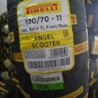 BAN PIRELLI ANGEL SCOOTER 120/70 RING 11 cbr cb150 r15 r25 ninja