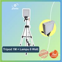 LAMPU MINI STUDIO FOTO - 6 WATT