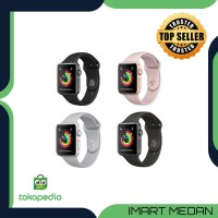 Apple Watch Series 3 38MM GARANSI APPLE INTERNASIONAL - TERMURAH