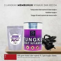 Paket Obat Nyamuk Organik/Obat Nyamuk Ampuh/Bubuk Lavender 100gr