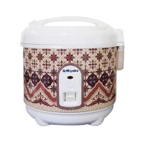 MIYAKO PSG-607 Multi Cooker 0.63L / Rice Cooker Mini Serbaguna
