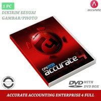 Accurate Accounting Enterprise V4.2.13.1385 Full Aktivasi