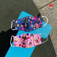 Masker Anak INDONESIAN BRAVE KIDS