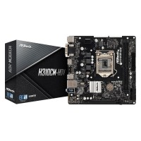 AsRock H310CM-HDV LGA1151 H310 DDR4 USB3.1