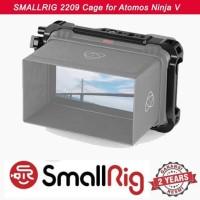 SmallRig Form-fitting Cage Monitor for Atomos Ninja V 5in 4K HDMI 2209