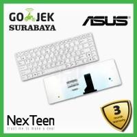 Keyboard ASUS A43F A43S A43E A43SD A84 Series - White ORIGINAL