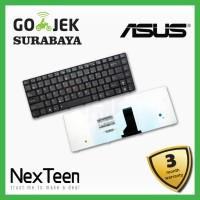 Keyboard ASUS A43F A43S A43E A43SD A84 Series - Black ORIGINAL