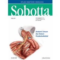 Buku Sobotta Atlas Anatomi Manusia Edisi 24