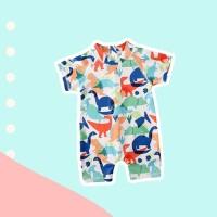 Dino Swimsuit / Baju Renang Bayi