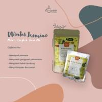 Winter Jasmine   Teh Herbal Blend Premium Bunga melati kering, cengkeh
