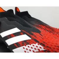 Sepatu Futsal Adidas Predator Mutator 20+ Core Black Active Red - TURF