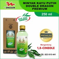 Minyak Kayu Putih Double Dragon Premium Quality 250ml