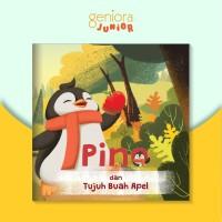 Buku Cerita Anak Geniora Junior Pino dan Tujuh Buah Apel