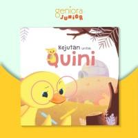 Buku Cerita Anak Geniora Junior Kejutan Untuk Quini